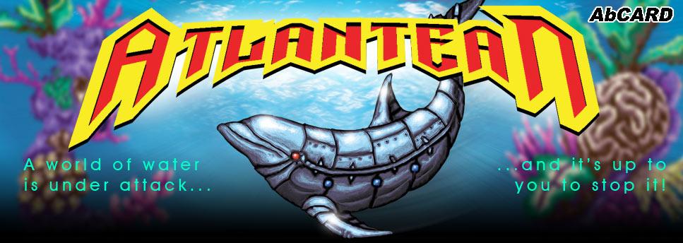 Aetherbyte - Atlantean for PC Engine / TurboGrafx-16
