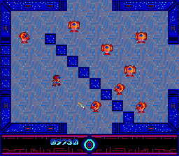 Aetherbyte - Insanity for PC Engine / TurboGrafx-16